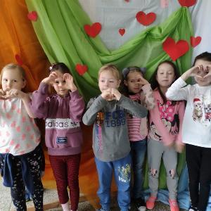 Obrazek newsa Walentynki w naszej szkole
