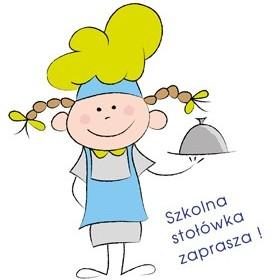 Obrazek newsa Stołówka szkolna - informacje