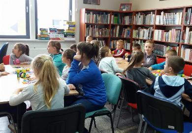 Obrazek galerii Warsztaty w Książnicy
