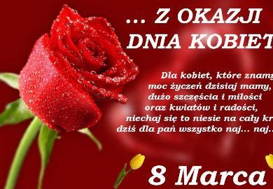 Obrazek galerii 8 marca Dzień Kobiet