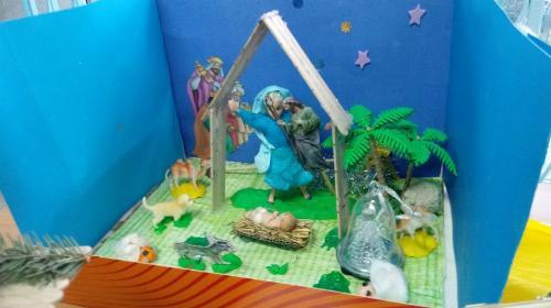 Obrazek galerii Szopki bożonarodzeniowe II b