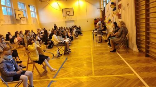 Obrazek galerii Rozpoczęcie roku szkolnego 2020/2021