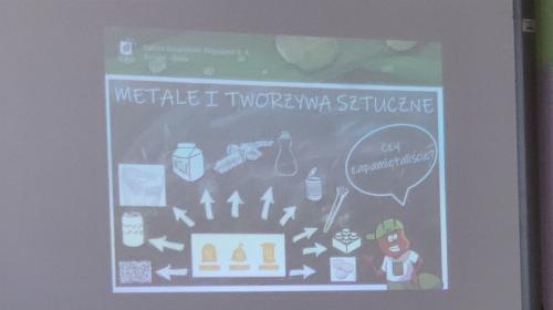 Obrazek galerii Warsztaty Zakład Gospodarki Odpadami.