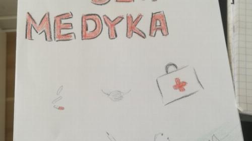 Obrazek galerii Kartka dla medyka