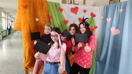 Obrazek galerii Walentynki w szkole