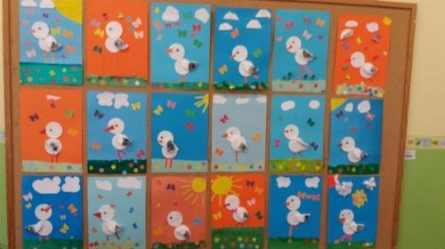 Obrazek galerii Czuć wiosnę w powietrzu