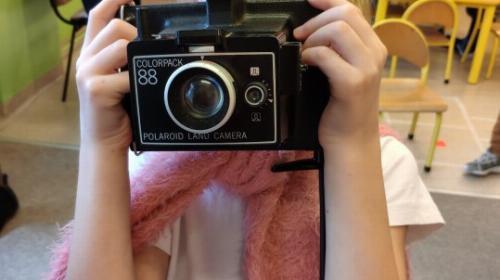 Obrazek galerii Jak dawniej fotografowano? Powrót do przeszłości.