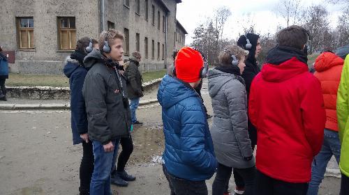 Obrazek galerii Wyjazd do Auschwitz