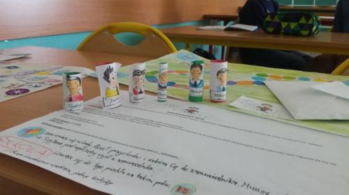 Obrazek galerii Lekcje w naszej szkole