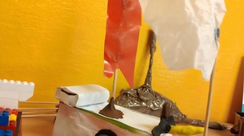 Obrazek galerii żaglowce klasy  3b