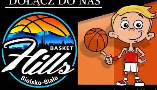 Obrazek newsa Koszykówka z BASKET HILLS