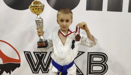 Obrazek newsa Mistrzostwa Europy w Karate