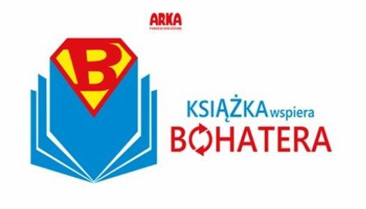 Obrazek newsa Książka Wspiera Bohatera