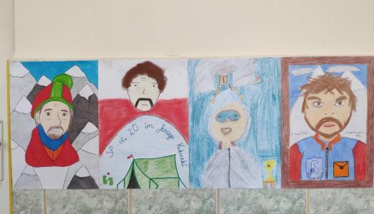 Obrazek newsa Jerzy Kukuczka patron mojej szkoły