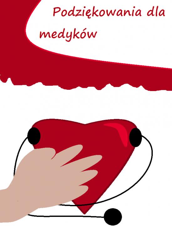 Obrazek newsa Kartka dla medyka od uczniów SP 20