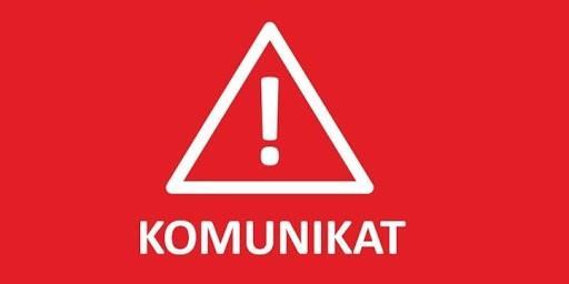 Obrazek newsa Komunikat w sprawie naboru do szkół