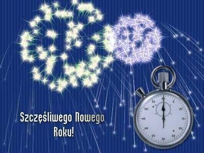 Obrazek newsa Życzenia noworoczne